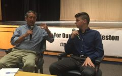 Mark Sanford Talks Gun Reform and Safety at Student-Organized Town Hall
