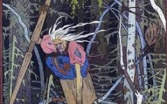 Mythical Monsters: The Baba Yaga