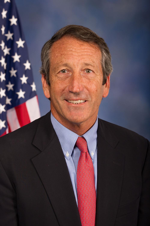 Congressman from District 1, Mark Sanford