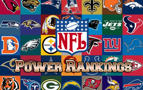 Way Too Early NFL Power Rankings