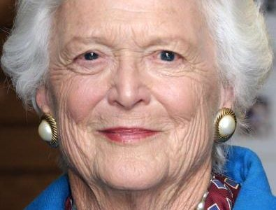 RIP Barbara Bush