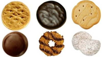 Girl Scout Cookie Rankings