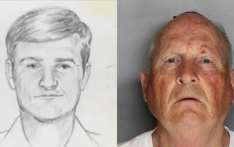 "James DeAngelo dubbed ""The Golden State Killer"""