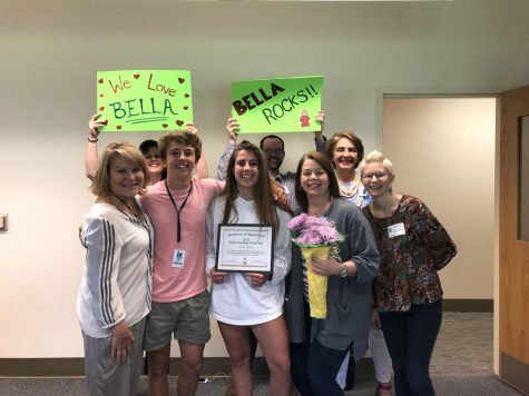 Anna Smirnova Wins Lowcountry Science Fair