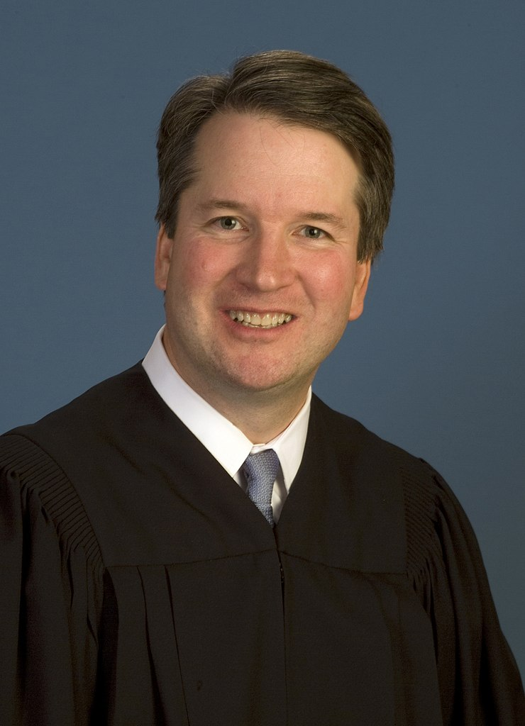 Judge Brett Kavanaugh, of the United States Court of Appeals