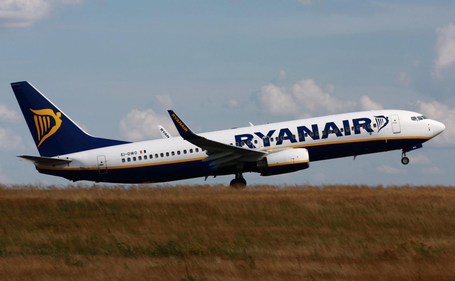Ryanair often offers flights within Europe for less than $20