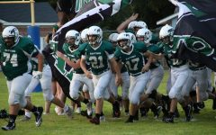 Gallery: Football Game Against Military Magnet