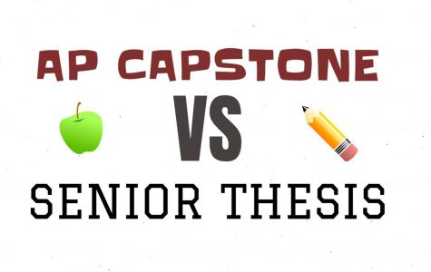 Final Year of Thesis and First Year of Capstone