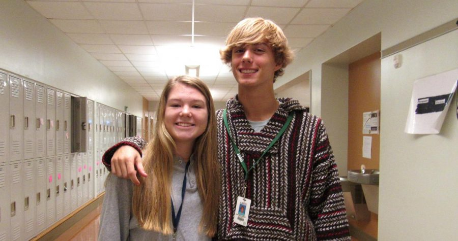 Mornings with Magnet Students: Olivia Niesse and Collin Brientenall