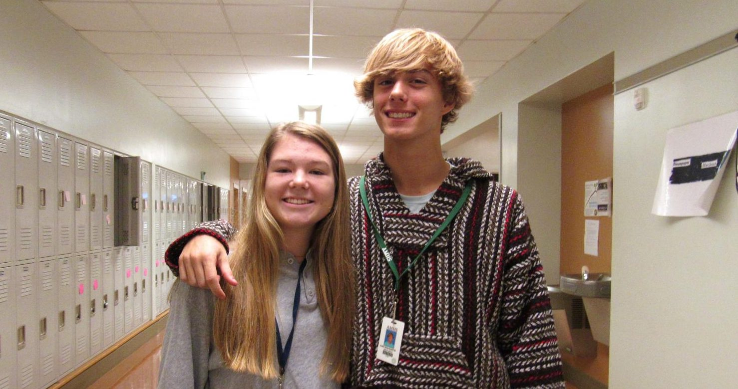 Olivia and Collin drive three other students to school in a carpool