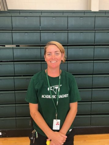 Meet the New Teachers: Mrs. Aydlette