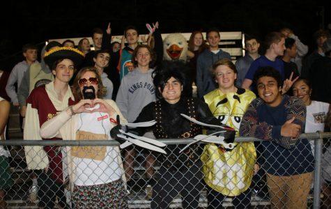 Football Senior Night 2018