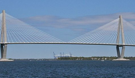 Rankings of the Bridges in the Charleston Area