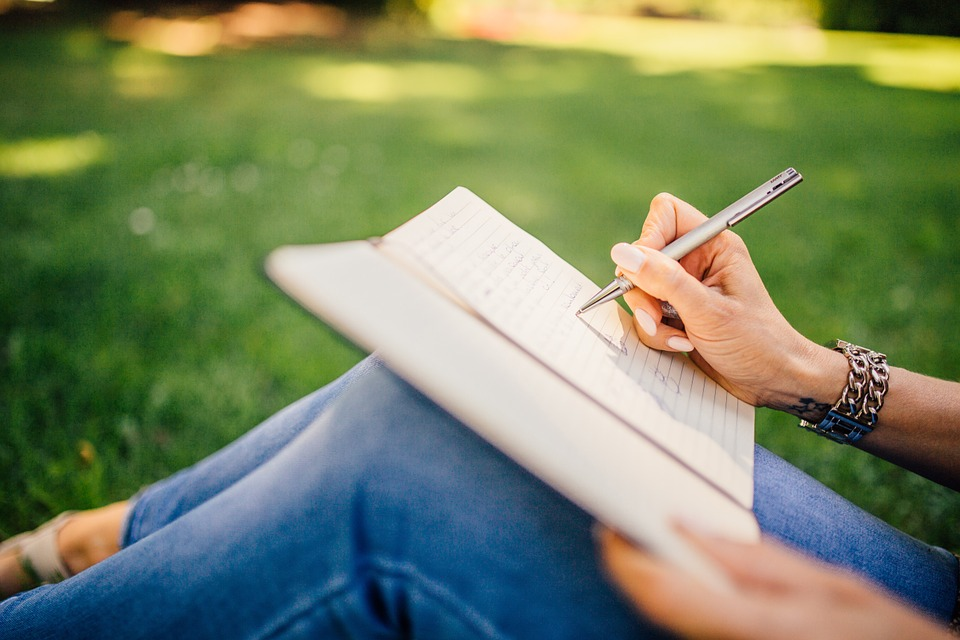Creative writing is for everyone. The more you write, the better you will get.