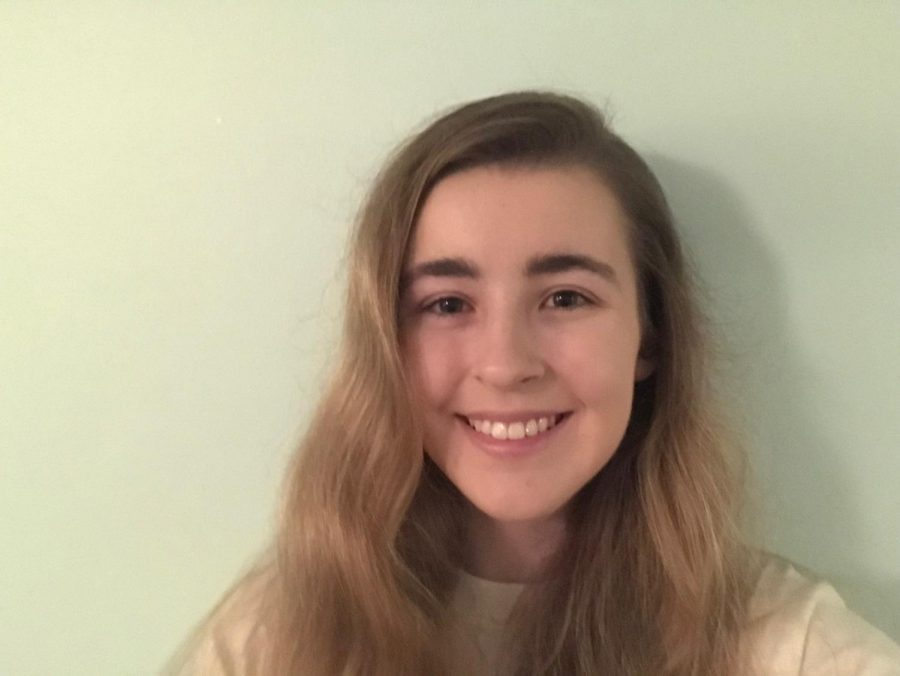 Molly Tippey was interviewed about her creative writing background.