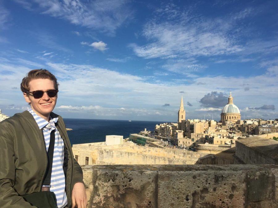 John Conley's College Tour Overseas