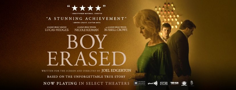 Boy Erased is a heartbreaking look at conversion therapy and how it affects those involved.