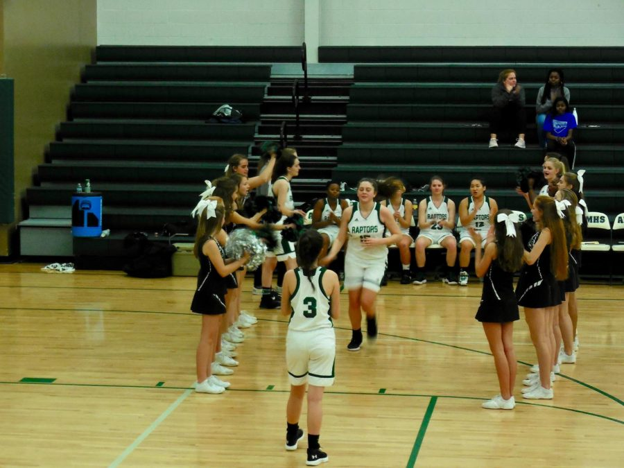 Pictures and a Recap of the 01/08 Basketball Game