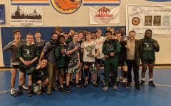 Academic Magnet Wrestling Sweeps Regional Championships