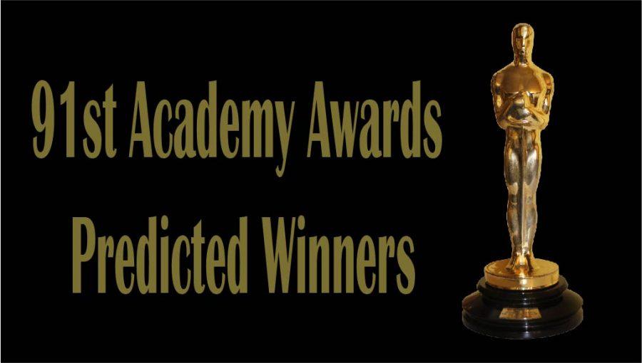 2019 Oscars Predictions