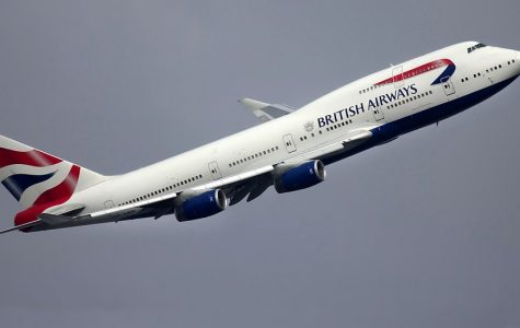 Direct Flights Between Charleston and London On the Way