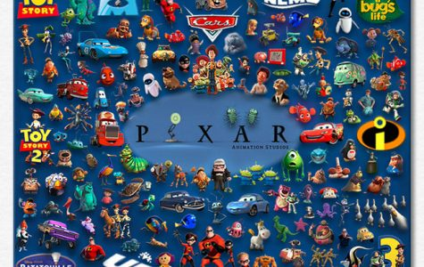 The Class of 2019 as Pixar Characters