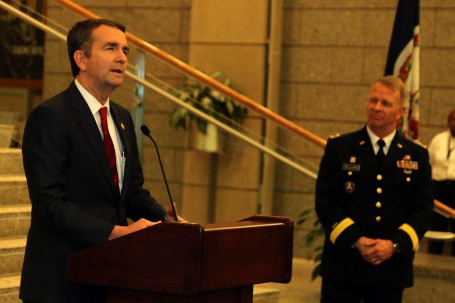 Virginia+Governor+Ralph+Northam