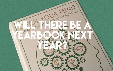 Will There be a Yearbook Next Year?