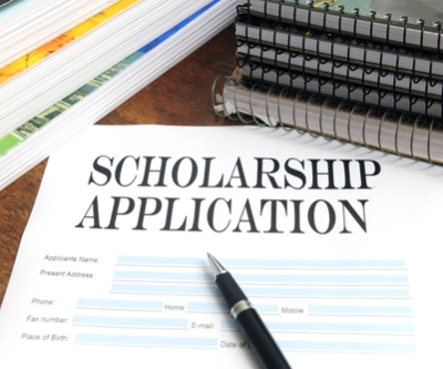 Have you been filling out scholarship applications yet?