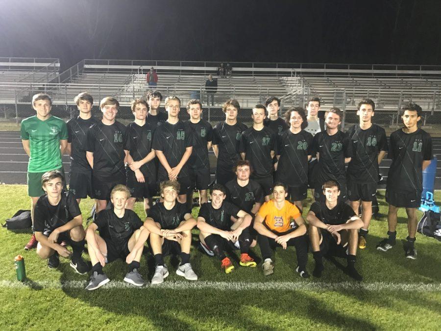 Boys Soccer 2018-2019