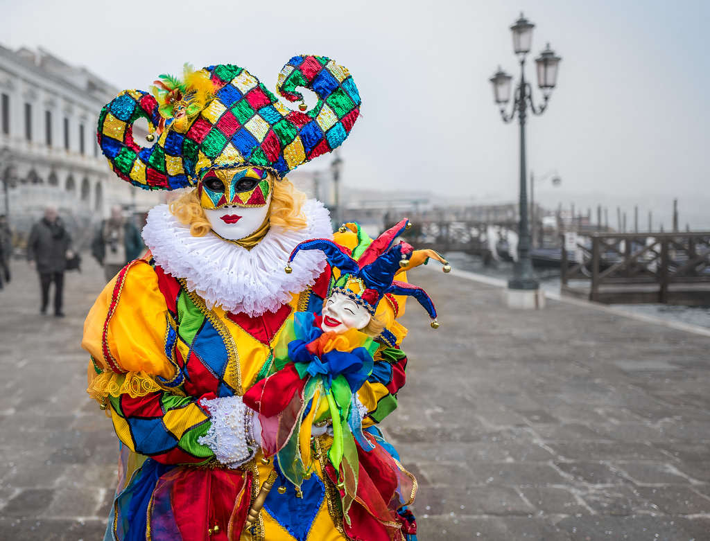 Shrouded in mystique and wonder, the Venice Carnival is a truly fantastical celebration