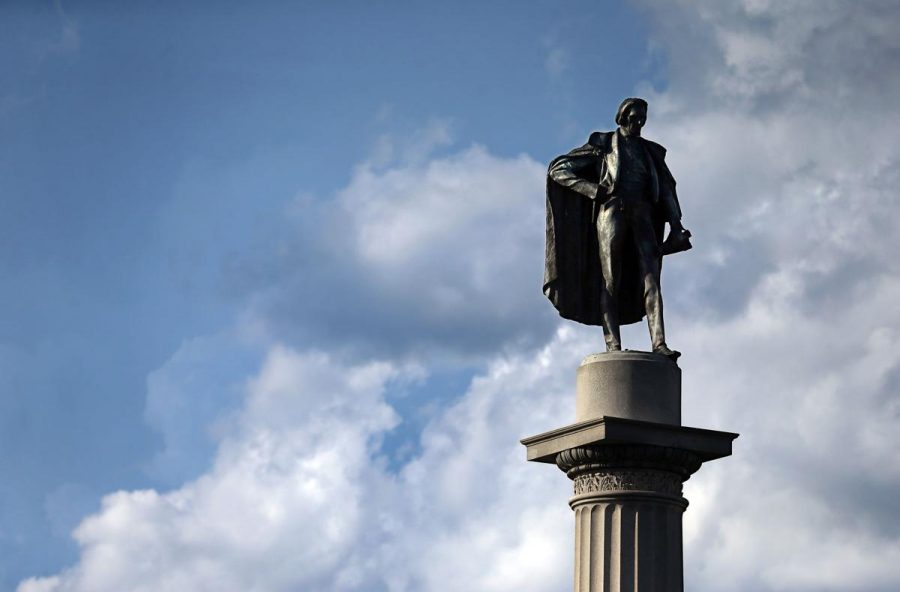 The Potential Removal of Marion Squares John C. Calhoun Monument