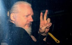 Asylum Over for Assange