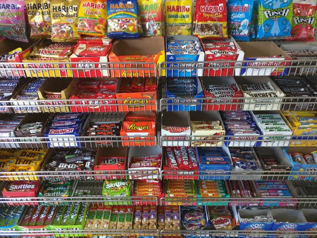 Top-Tier Gas Station Snacks