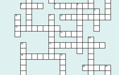 Magnet Crossword