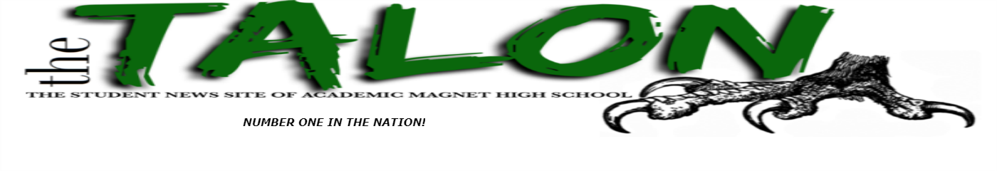 Academic Magnet High School - North Charleston, South Carolina.