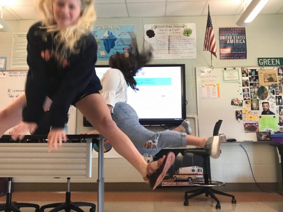 jumping+in+a+classroom