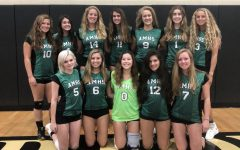 Raptor Volleyball Season Begins