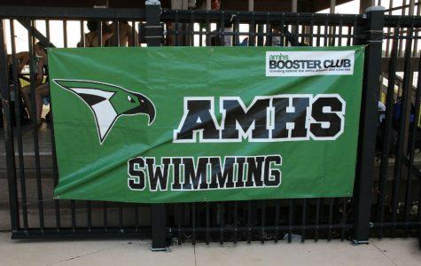 AMHS 2019-2020 Varsity Swim Team