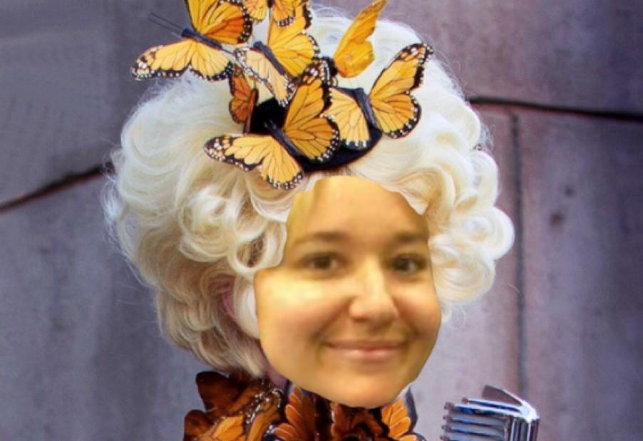 Effie Desbrow.