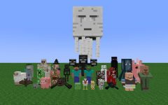 Which Minecraft Character Are You?