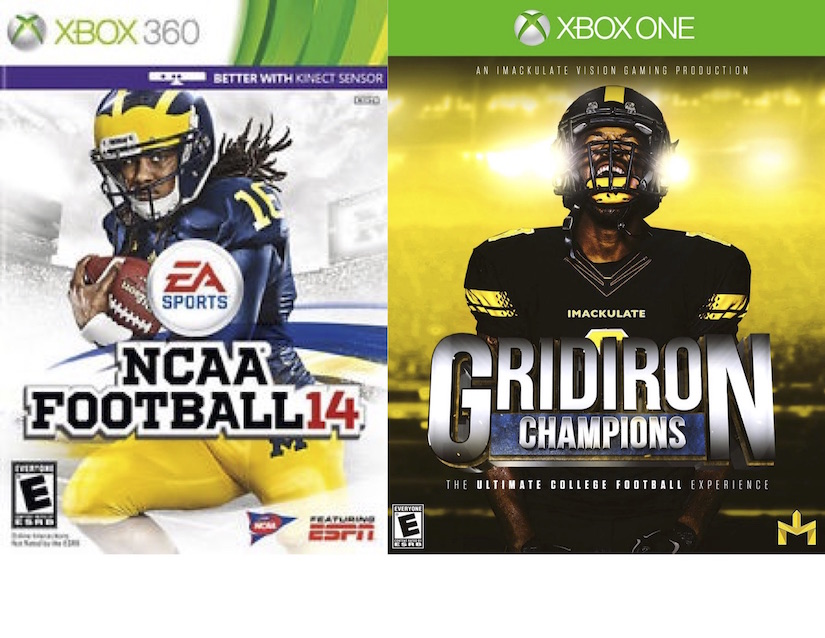 EA+Sport%27s+NCAA+Football+14+and+Immaculate+Vision%27s+Gridiron+Champions