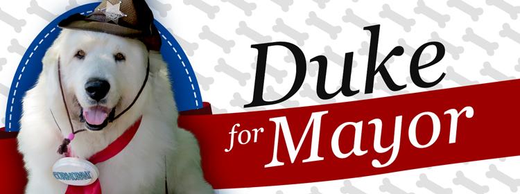 Duke has my vote!!