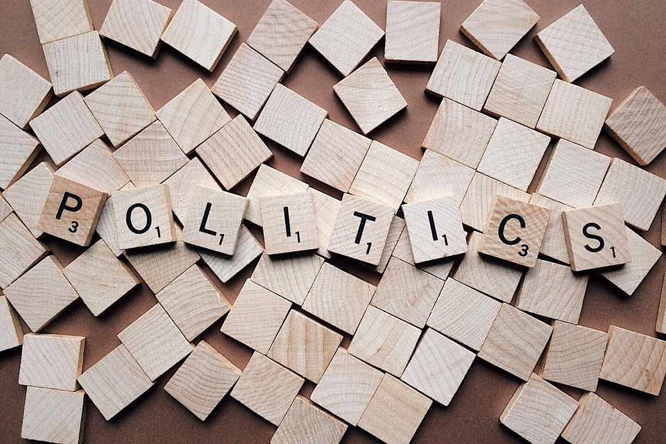 Politics spelled out for you