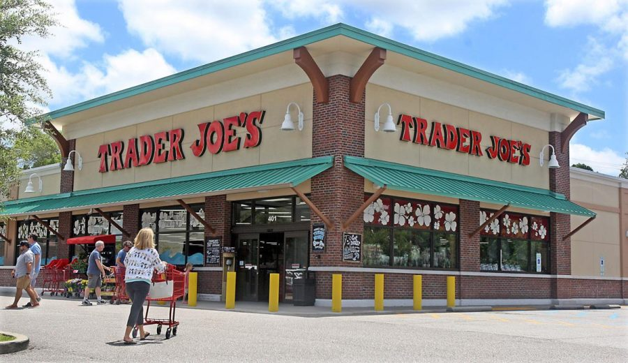 My other home: the Mount Pleasant Trader Joes