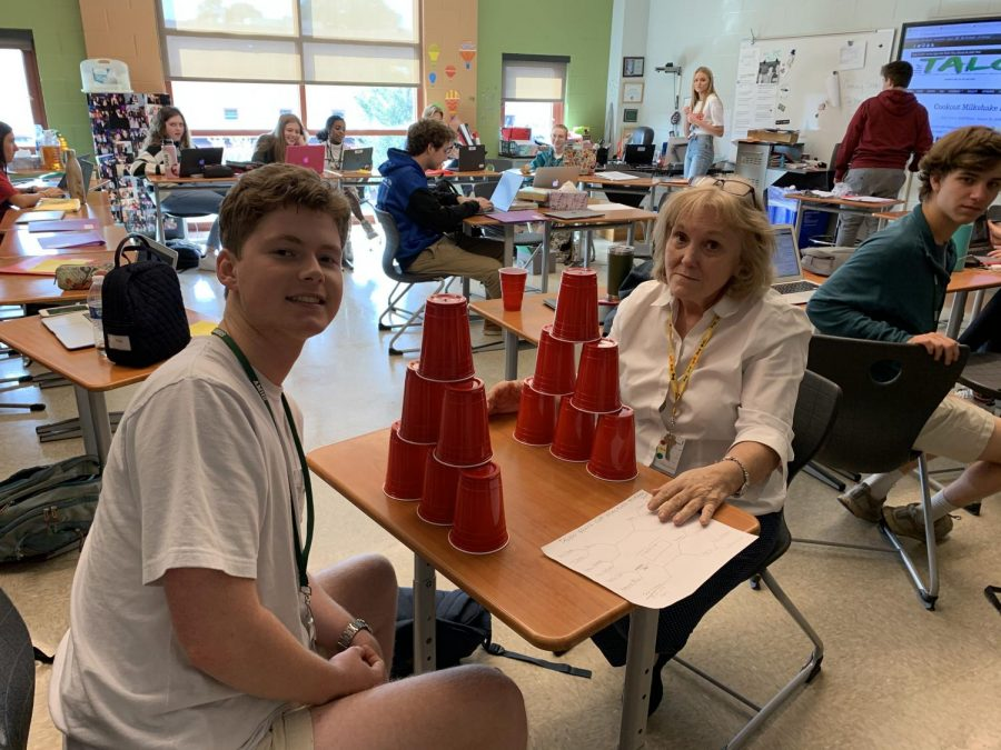 The 2020 Talon Staff Cup Stacking Tournament