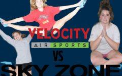 Velocity vs. Sky Zone
