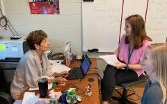 Dr. Altman interviews Fatima et Clemence