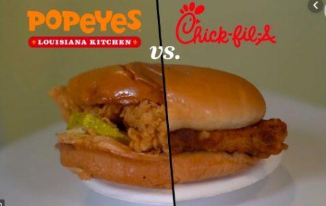 Popeye's vs Chick-fil-A