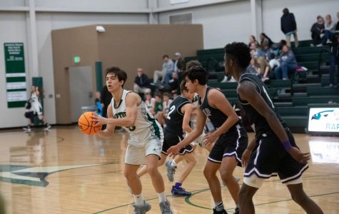 AMHS Varsity Boys Basketball Team